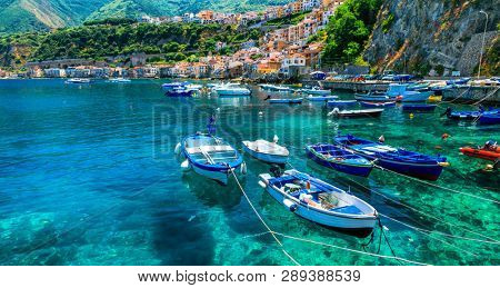 beautiful sea and places of