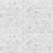 stock photo of slab  - white tile wall - JPG