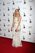 LOS ANGELES - SEP 21:  Joanne Froggatt arrives at the Primetime Emmys Performers Nominee Reception a