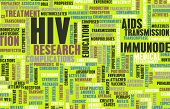 stock photo of std  - HIV Awareness and Prevention Campaign Concept Art - JPG