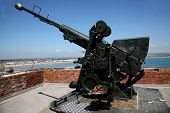 Fort Nothe Ant-aircraft Gun