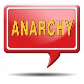 anarchy anarchism anarchist wants revolution is a political philosophy