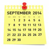 pic of calendar 2014  - 2014 year calendar - JPG