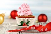 stock photo of desert christmas  - Cup - JPG