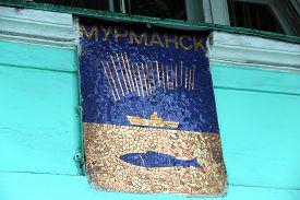 picture of murmansk  - Emblem - JPG