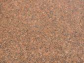 foto of slab  - solid texture natural variegated red granite stone slab - JPG