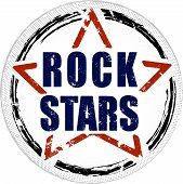 image of rock star  - Rock stars  - JPG