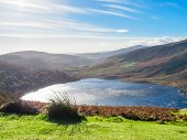 Постер, плакат: Lake Lough Tay Or The Guinness Lake Ireland