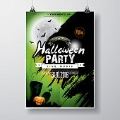 Graphic_155_halloween_09 poster