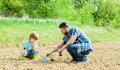 Rich Natural Soil. Eco Farm. Happy Earth Day. Family Tree. New Life. Soils And Fertilizers. Small Bo poster