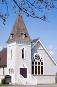 Historic Country Church poster