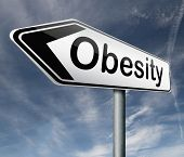 picture of obese children  - obesity obese man women child kid or children overweight and fat people risk diabetes - JPG