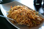Stir-fried Chinese Noodles  Chow Mein poster