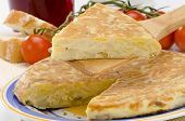 ������, ������: Spanish Cuisine Spanish Omelette Tortilla De Patatas