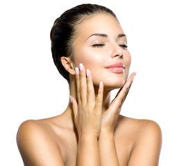 stock photo of cleanse  - Beauty Spa Woman Portrait - JPG