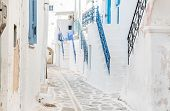 foto of greek-architecture  - Architecture on the Cyclades - JPG