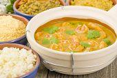 image of brazilian food  - Moqueca de Camarao  - JPG