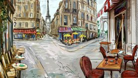picture of street-art  - Street in paris  - JPG