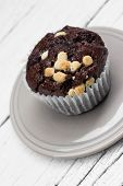 picture of chocolate muffin  - Chocolate Muffin - JPG
