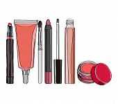 picture of  lips  - Cosmetics for Lips  - JPG
